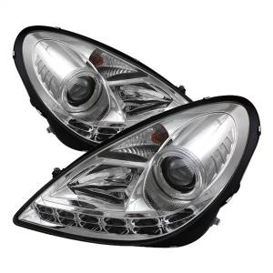 Spyder Auto - DRL LED Projector Headlights 5032539 - Image 1