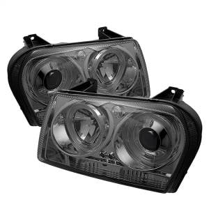 Spyder Auto - Halo LED Projector Headlights 5033833 - Image 1