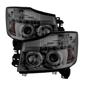 Spyder Auto - Halo LED Projector Headlights 5033963