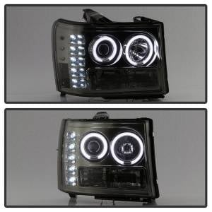 Spyder Auto - CCFL LED Projector Headlights 5064172 - Image 5