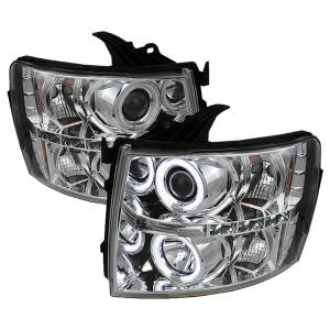 Spyder Auto - CCFL LED Projector Headlights 5033871