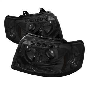 Spyder Auto - Halo LED Projector Headlights 5033918