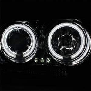 Spyder Auto - CCFL LED Projector Headlights 5039217 - Image 3