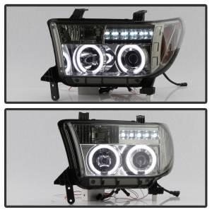 Spyder Auto - CCFL LED Projector Headlights 5039361 - Image 5