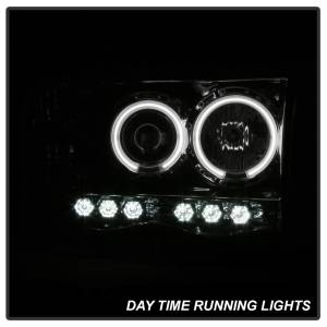 Spyder Auto - CCFL LED Projector Headlights 5041951 - Image 4