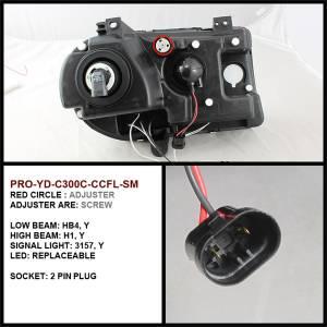 Spyder Auto - CCFL LED Projector Headlights 5041982 - Image 2