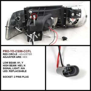 Spyder Auto - CCFL LED Projector Headlights 5042002 - Image 2