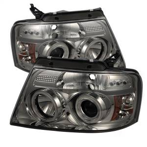 Spyder Auto - CCFL LED Projector Headlights 5042026