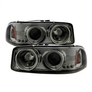 Spyder Auto - CCFL LED Projector Headlights 5064141