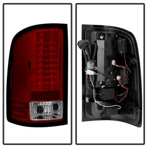 Spyder Auto - LED Tail Lights 5014955 - Image 4