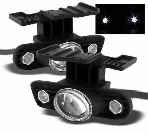 Spyder Auto - Halo Projector Fog Lights 5015822
