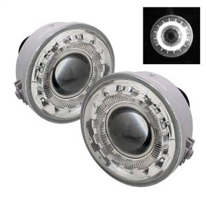 Spyder Auto - Halo Projector Fog Lights 5021304