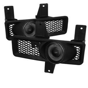 Exterior Lighting - Fog Lights - Spyder Auto - Halo Projector Fog Lights 5014719