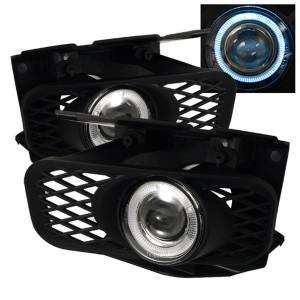 Exterior Lighting - Fog Lights - Spyder Auto - Halo Projector Fog Lights 5021335