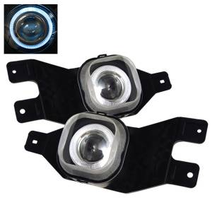 Spyder Auto - Halo Projector Fog Lights 5021359