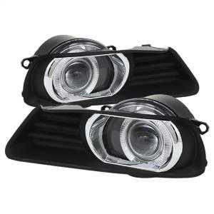 Spyder Auto - Halo Projector Fog Lights 5038692