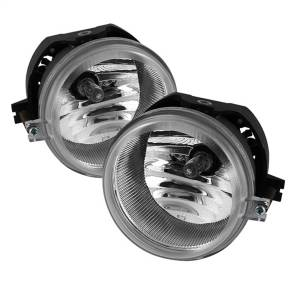 Spyder Auto - OEM Fog Lights 5015365
