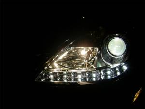 Spyder Auto - DRL LED Projector Headlights 5014993 - Image 2