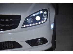 Spyder Auto - DRL LED Projector Headlights 5042262 - Image 2