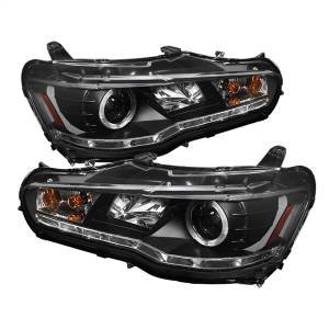 Spyder Auto - DRL LED Projector Headlights 5039392 - Image 1