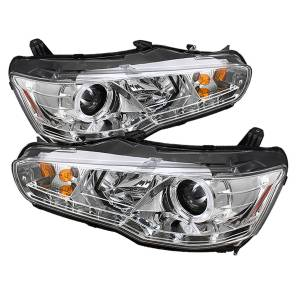 Spyder Auto - DRL LED Projector Headlights 5042224 - Image 1
