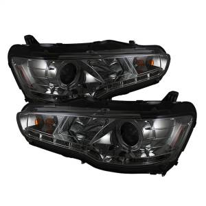 Spyder Auto - DRL LED Projector Headlights 5042248 - Image 1