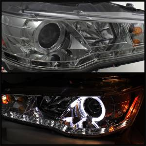 Spyder Auto - DRL LED Projector Headlights 5042248 - Image 2