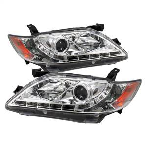 Spyder Auto - DRL LED Projector Headlights 5039415 - Image 1