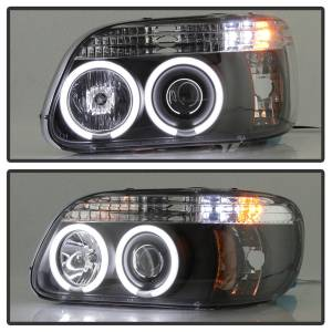 Spyder Auto - CCFL Projector Headlights 5039316 - Image 7