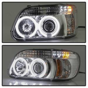 Spyder Auto - CCFL Projector Headlights 5039323 - Image 2