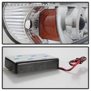 Spyder Auto - CCFL Projector Headlights 5039323 - Image 5
