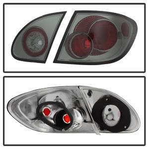 Spyder Auto - Euro Style Tail Lights 5033673 - Image 4