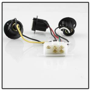Spyder Auto - Euro Style Tail Lights 5033765 - Image 2