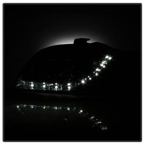 Spyder Auto - DRL LED Projector Headlights 5033826 - Image 9