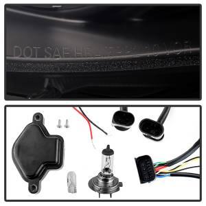 Spyder Auto - Halo Projector Headlights 5042415 - Image 6