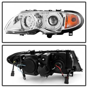 Spyder Auto - Halo Projector Headlights 5042408 - Image 4