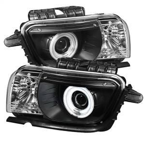 Spyder Auto - Dual CCFL Halo Projector Headlights 5042354 - Image 1