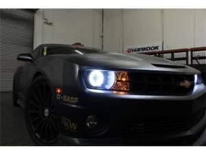 Spyder Auto - Dual CCFL Halo Projector Headlights 5042354 - Image 4