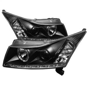 Spyder Auto - DRL LED Projector Headlights 5037916 - Image 1