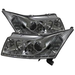 Spyder Auto - DRL LED Projector Headlights 5037923 - Image 1