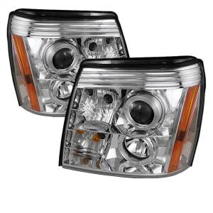 Spyder Auto - Halo DRL LED Projector Headlight 5037930