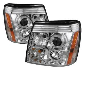 Spyder Auto - Halo DRL LED Projector Headlight 5042279 - Image 1