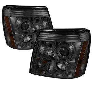 Spyder Auto - Halo DRL LED Projector Headlight 5042293