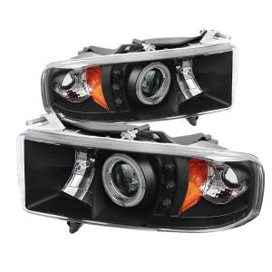 Spyder Auto - CCFL LED Projector Headlights 5069733 - Image 1
