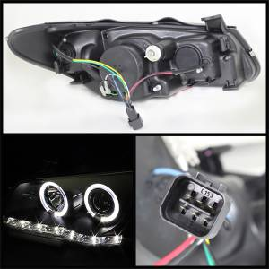 Spyder Auto - DRL LED Projector Headlights 5070241 - Image 2