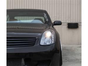 Spyder Auto - Halo DRL LED Projector Headlight 5031747 - Image 4
