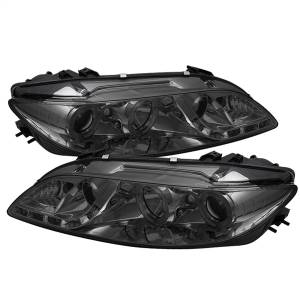 Spyder Auto - Halo DRL LED Projector Headlight 5042545 - Image 1