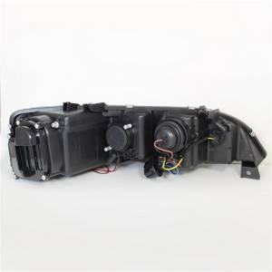 Spyder Auto - Halo DRL LED Projector Headlight 5042545 - Image 2