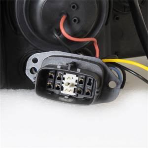 Spyder Auto - Halo DRL LED Projector Headlight 5042545 - Image 3