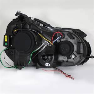 Spyder Auto - Halo DRL LED Projector Headlight 5038036 - Image 2